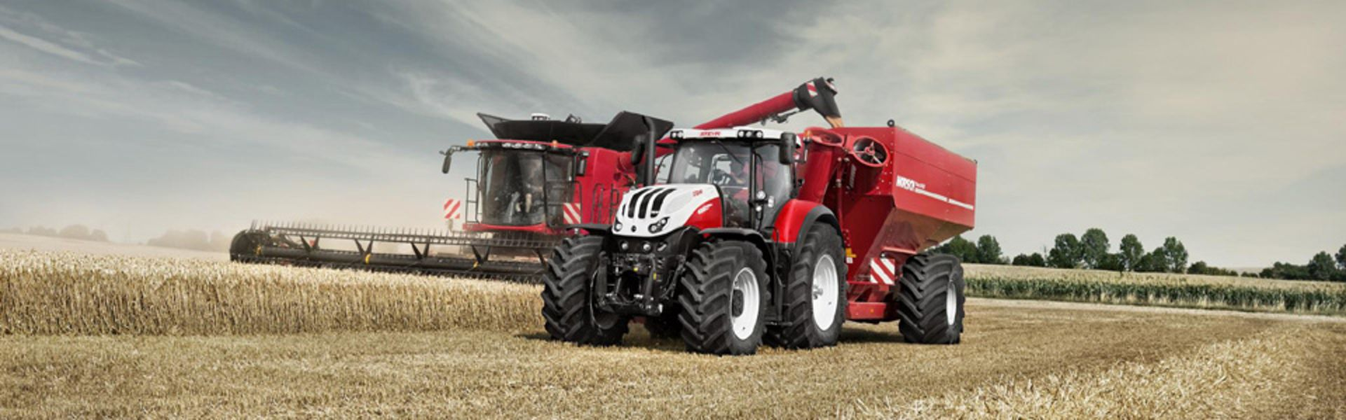 Unser Partner: Case IH